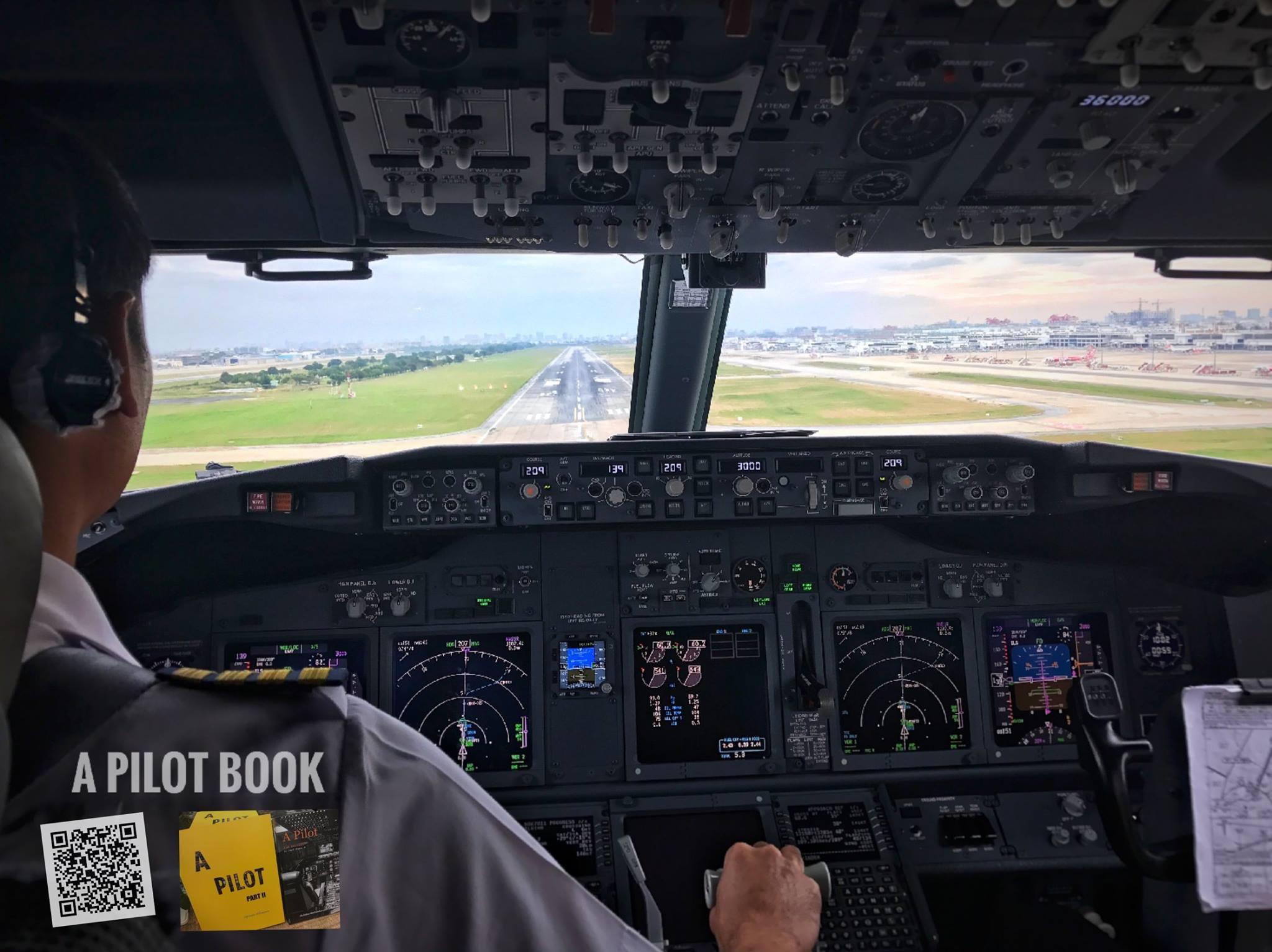 Pilot interview